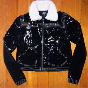 Valfre black sage jacket